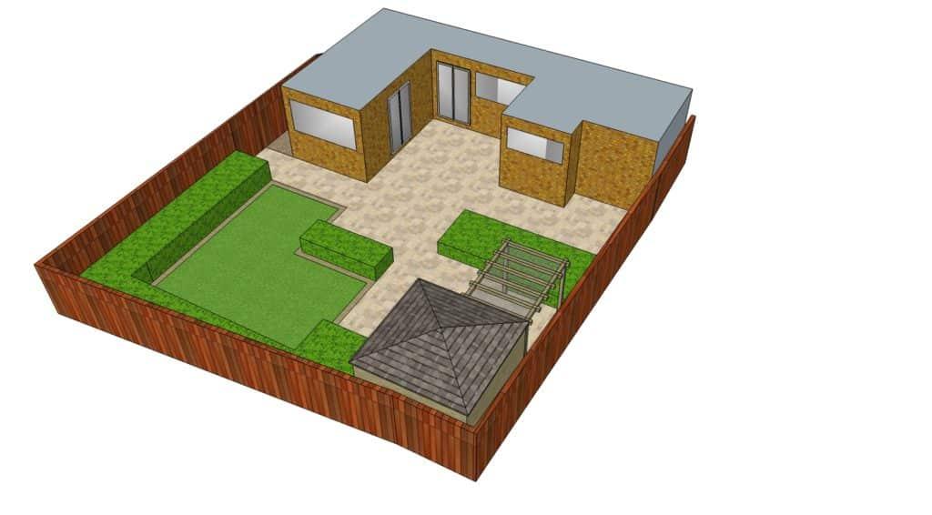 concept garden design plans