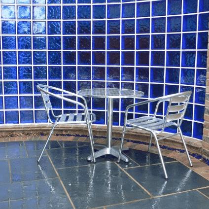 blue grass screen
